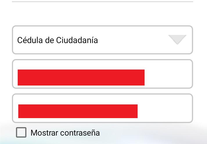 datos usuario